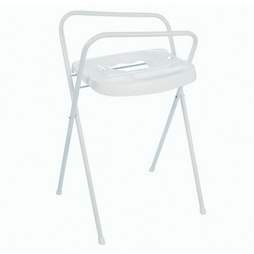 Bébé Jou kovový stojan na vanu Click 103 cm bílý B220501