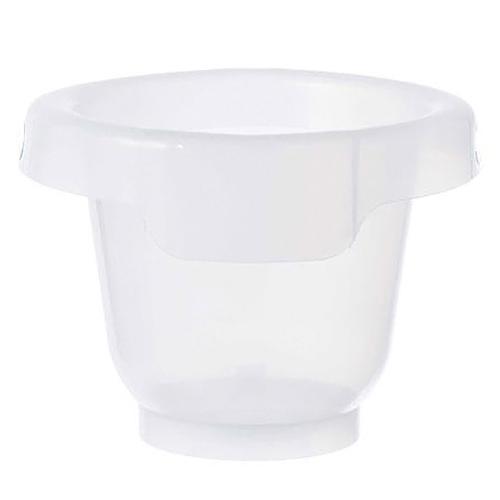 Bébé Jou koupací kyblík Bubble Basic transparentní 416500