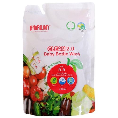 Farlin mycí prostředek NEW 700 ml náhradní náplň AF-10005
