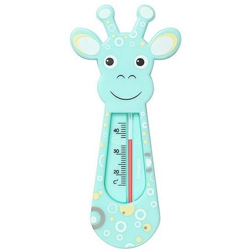 Baby Ono dětský teploměr koupelový žirafa mátová 776/01