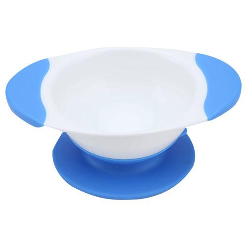 Farlin miska 360° polohovací 150 ml modrá TOP242AM