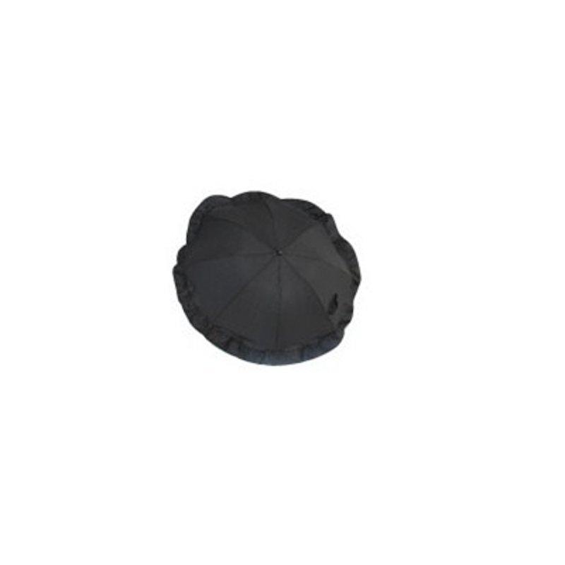Clipasol slunečník ke kočárku s klipem 62 cm černý 773
