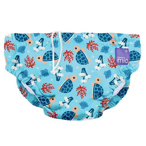 Bambino Mio koupací kalhotky L 9-12kg Turtle bay SWPL TBAY