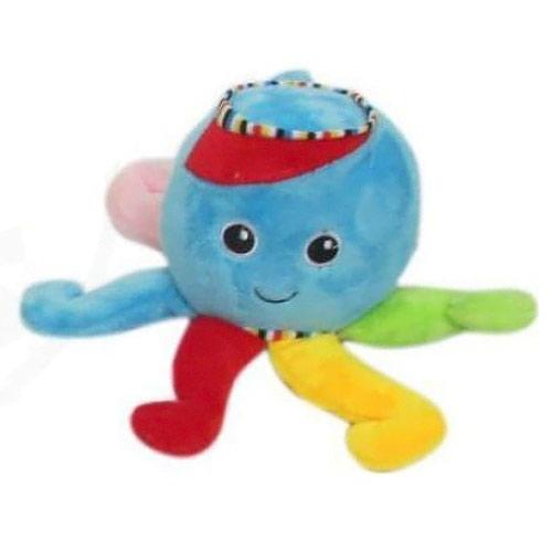 Teddies hrací strojek chobotnice tyrkys 56780103-T