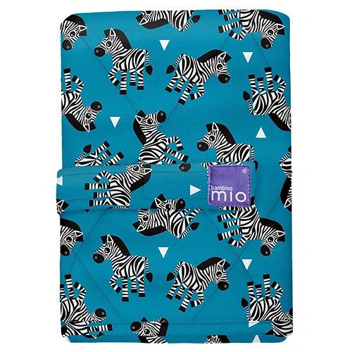 Bambino Mio přebalovací podložka 60x43 CM Zebra crossing CM ZEB