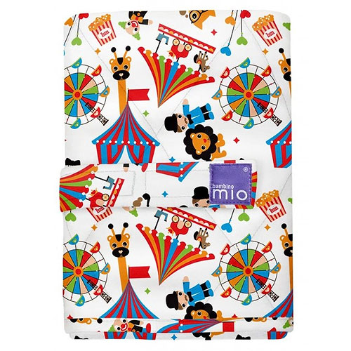 Bambino Mio přebalovací podložka 60x43 CM Circus time CM CT