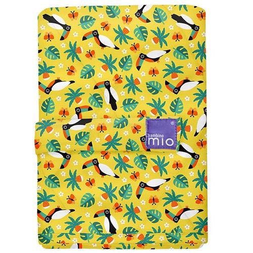 Bambino Mio přebalovací podložka 60x43 CM Tropical Toucan CM TCN