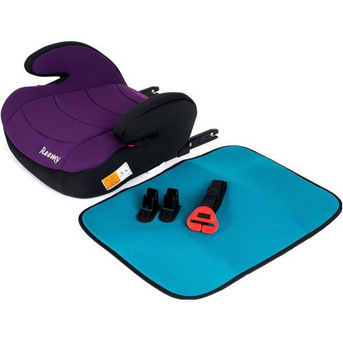Reemy podsedák s Isofixem a podložkou Purple REE544874