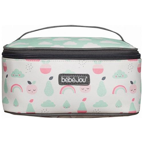 Bébé Jou beautycase kosmetická taška s odepínacím víkem blush baby B3107109