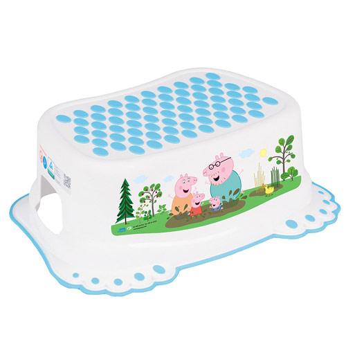 Tega Baby dětské stupátko Peppa Pig modré