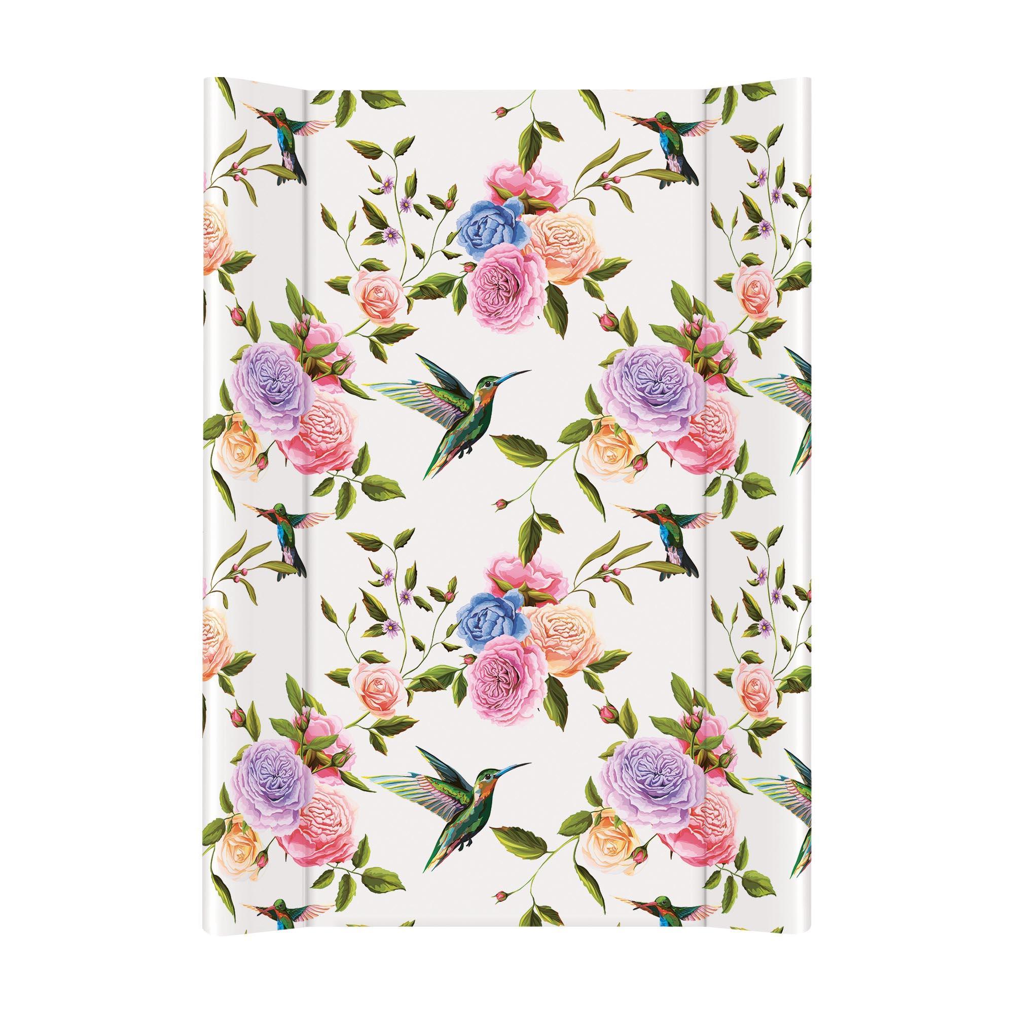 Ceba přebalovací podložka měkká 2 hranná 70 cm Flora&Fauna Flores W-102-099-546