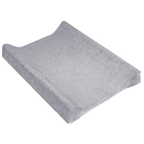 TyiMy povlak na podložku froté šedý 80x50 cm 0139GR