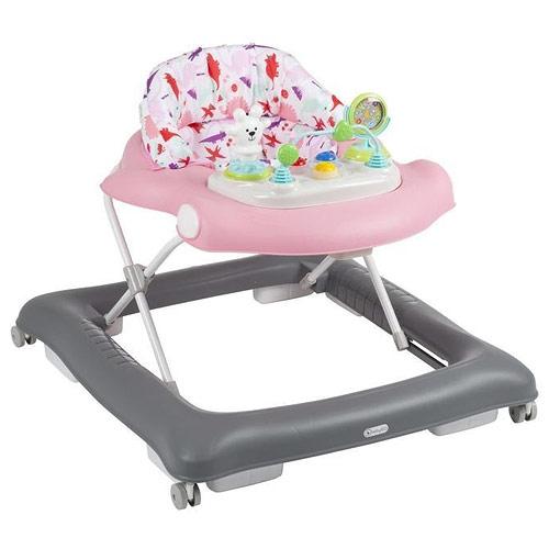 BabyGo chodítko Freewalk Candy Pink 15015