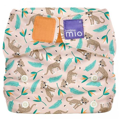 Bambino Mio Miosolo plenkové kalhotky Wild Cat SO CAT