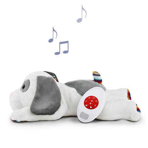 Zazu šumící zvířátko s tlukotem srdce a melodií pejsek 0+ ZA-DEX-01-ZAZU