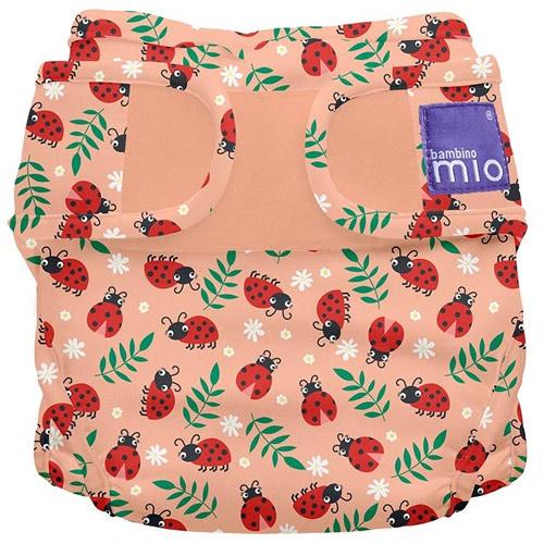 Bambino Mio plenkové kalhotky Miosoft vel.1 Ladybug MS1 LBUG