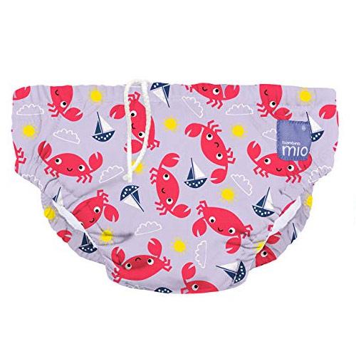 Bambino Mio koupací kalhotky L 9-12kg Crab cove SWPL CRA