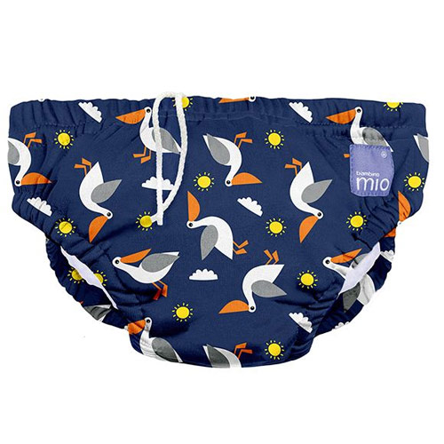 Bambino Mio koupací kalhotky L 9-12kg Pelican pier SWPL PEL