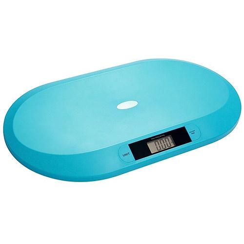 Baby Ono 612 kojenecká váha elektronická do 20 kg modrá 612/01