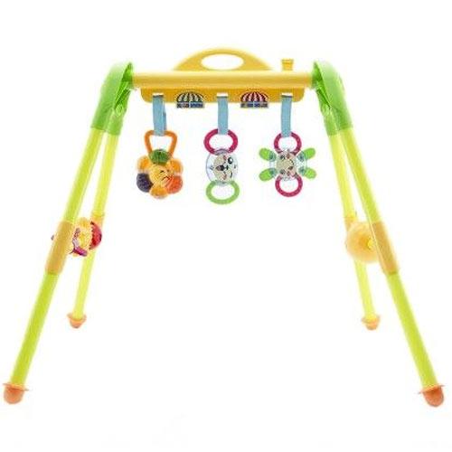 Happy World hrazdička se závěsnými hračkami HE0601