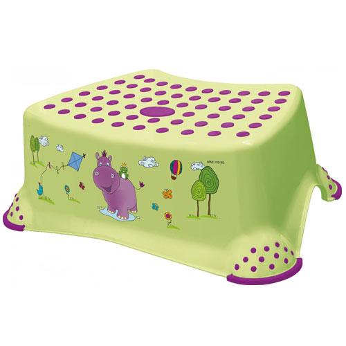 Keeeper dětské stupátko Tomek Hippo zelené 1864226201200