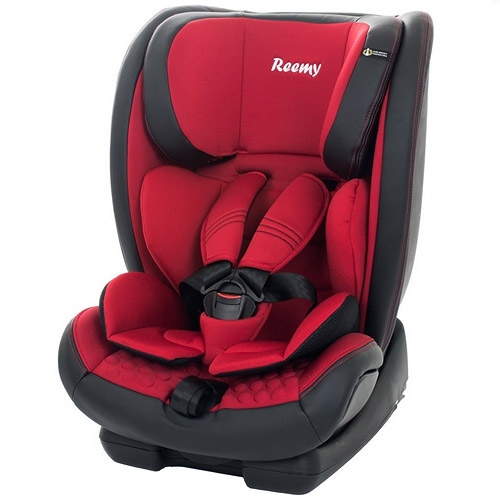 Reemy autosedačka 2020 fix 2 9-36 kg Red a kapsář REEMY RED