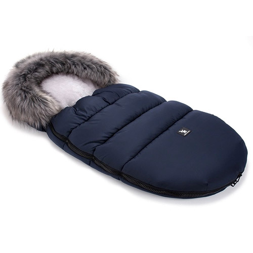 Cottonmoose fusak Moose 100x50 cm Dark blue 636-422-DB
