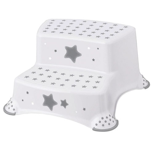 Keeeper stupátko dvoustupňové protiskluz Igor Stars bílé 1003151919600