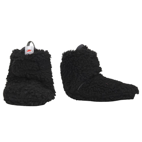 Lodger capáčky Teddy Black 6-12 m 34915