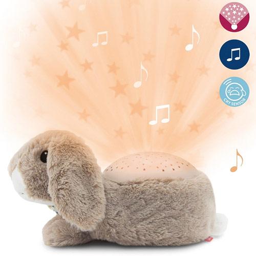 Zazu projektor noční oblohy s uklidňujícími melodiemi králíček Ruby ZA-RUBY-01