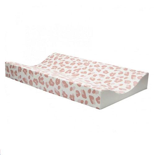 Bébé Jou přebalovací podložka Leopard Pink 70x44 cm 2020 6800123