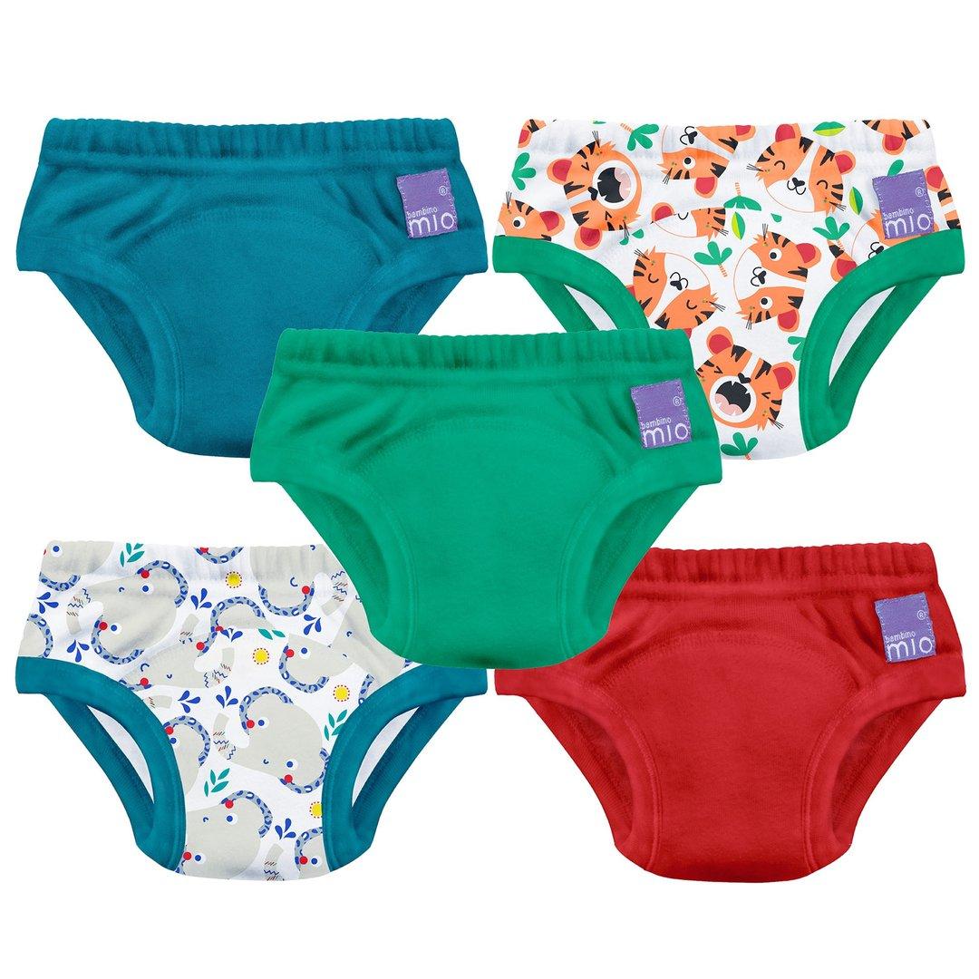 Bambino Mio učící kalhotky 2-3  Ruby TP2-3 RU