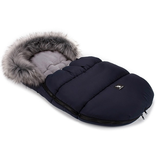 Cottonmoose fusak Moose Mini 80x47 cm Dark Blue 606 Blue