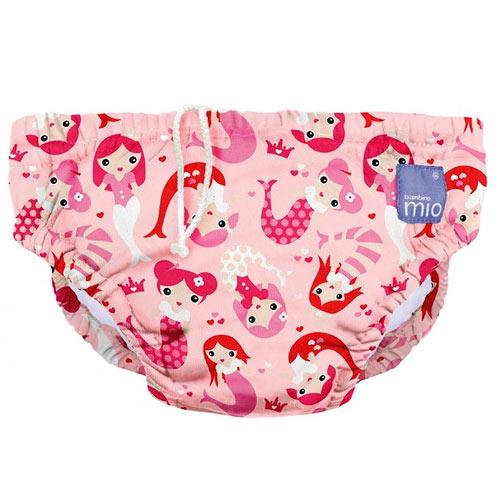 Bambino Mio koupací kalhotky S 5-7kg Mermaid SWPS MER