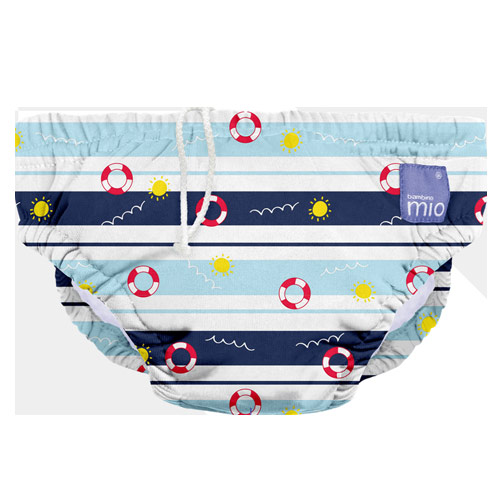 Bambino Mio koupací kalhotky XL 12-15 kg All aboard SWPXL ALL
