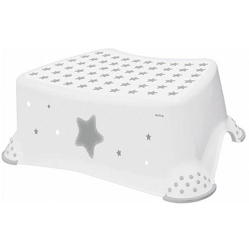 Keeeper dětské stupátko Tomek Stars bílé 1864251919600
