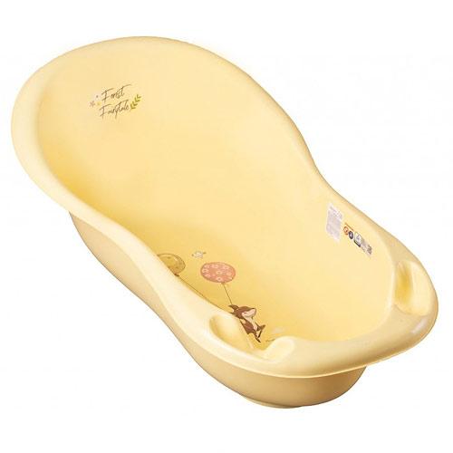 Tega Baby velká vanička lesní příběh žlutá FF-005-109