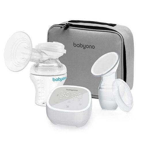 Baby Ono elektronická odsávačka mléka Natural Nursing 406BO