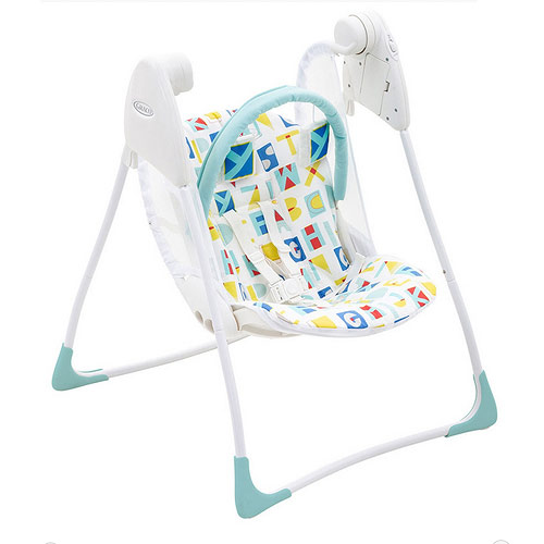 Graco houpátko Baby Delight 2019 Block Alphabet 6531.003