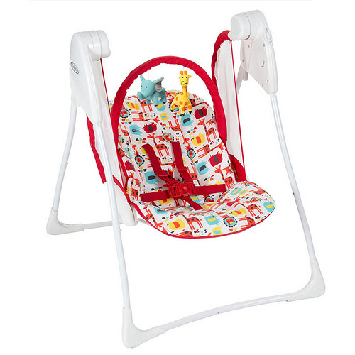 Graco houpátko Baby Delight 2019 Wild Day Out 6531.001