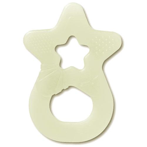 Denti Star kousátko silikonové hvězda svítící 31187S