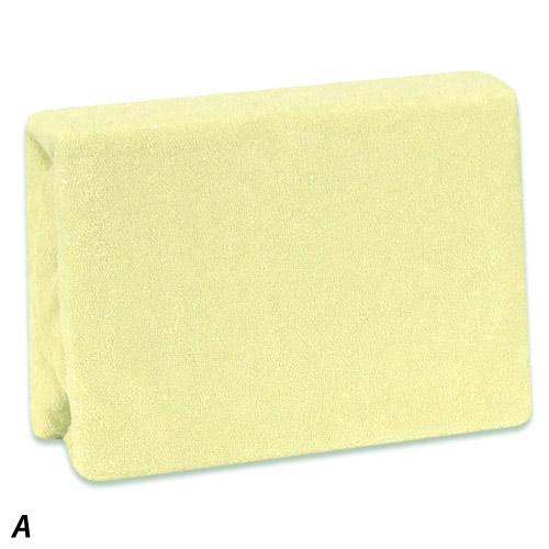 Ty i My froté prostěradlo 70x140 žluté TM633Z