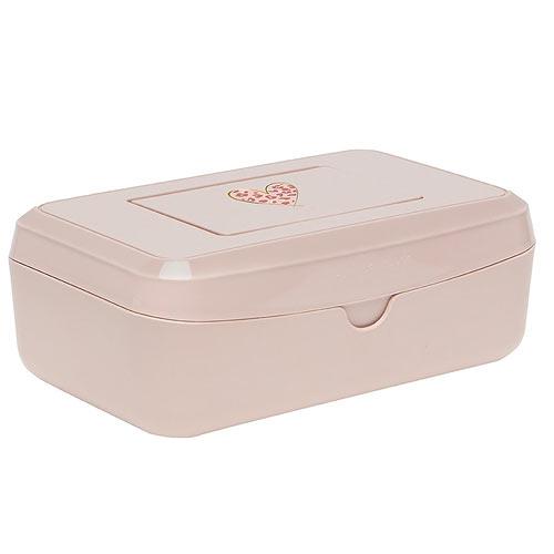 Bébé Jou box na ubrousky 2020 Leopard Pink B6231123