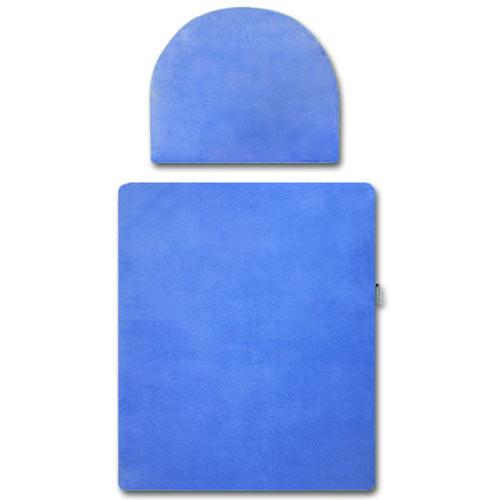 Babyrenka peřinky do kočárku Polar blue PKPBL230