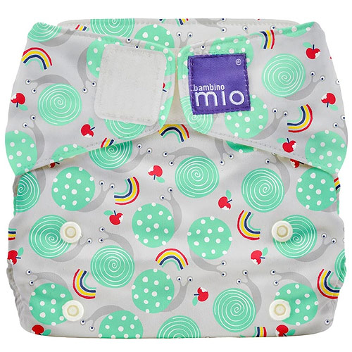 Bambino Mio Miosolo plenkové kalhotky Snail Surprise SO SNL