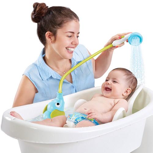 Yookidoo dětská sprcha slon modrá 40159