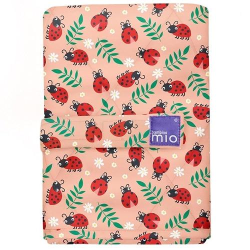 Bambino Mio přebalovací podložka 60x43 CM Loveable Ladybug CM LBUG