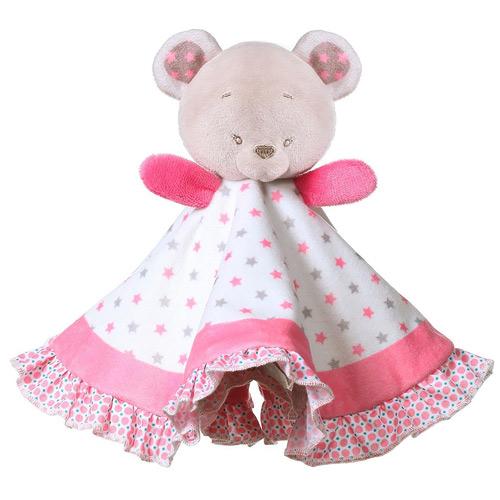 Baby Ono usínáček Méďa růžový 1235R