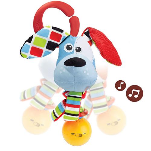 Yookidoo hudební zvířátko Pejsek 40134