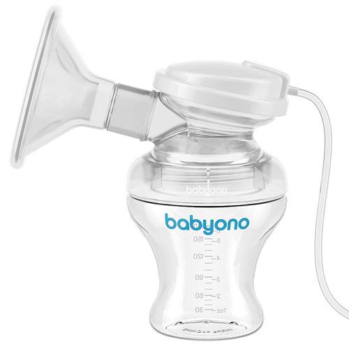 Baby Ono elektronická odsávačka mléka Natural Nursing 3v1 300BO